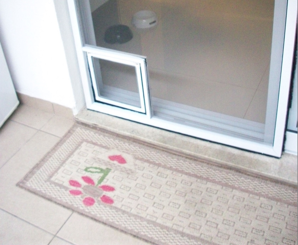 Safety First and No Long Term Commitment With Sliding Pet Door Installs